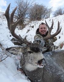 Dr. Jim Alberta Mule Deer